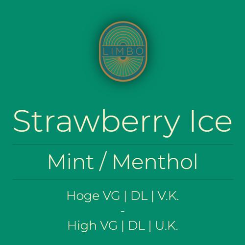 Dinner-Lady Strawberry Ice