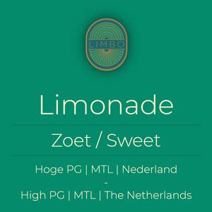 Millers (Zilverline) Limonade