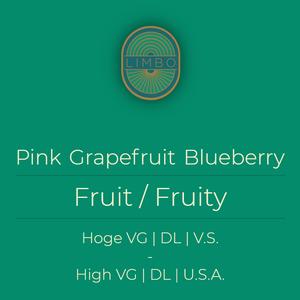 Element Pink Grapefruit + Blueberry