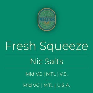 Element Salts Fresh Squeeze (Nic. Salt)