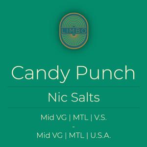 Element Salts Candy Punch (Nic. Salt)