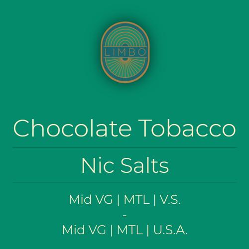 Element Salts Chocolate Tobacco (Nic. Salt)