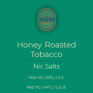 Element Salts Honey Roasted Tobacco (Nic. Salt)