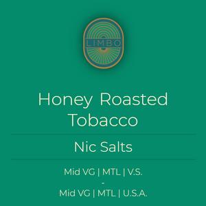 Element Salts Honey Roasted Tobacco