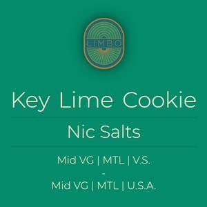 Element Salts Key Lime Cookie (Nic. Salt)