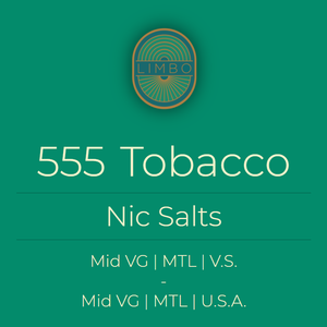 Element Salts Tobacco 555
