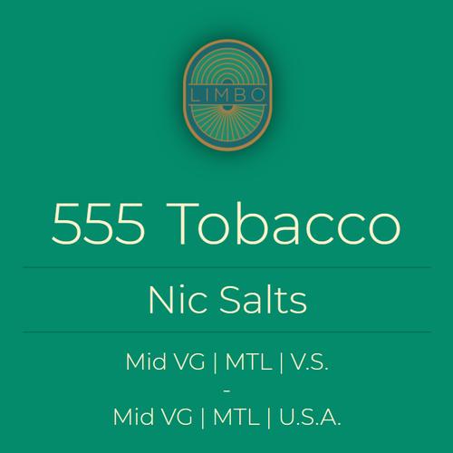 Element Salts Tobacco 555 (Nic. Salt)