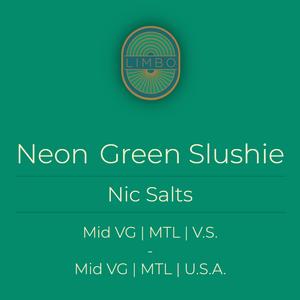 Element Salts Neon Green Slushie (Nic. Salt)