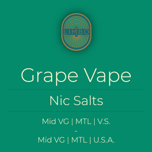 Element Salts Grape Vape