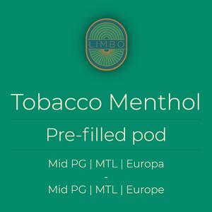 Hexa POD 2.0 Tobacco Menthol (2 pcs.)