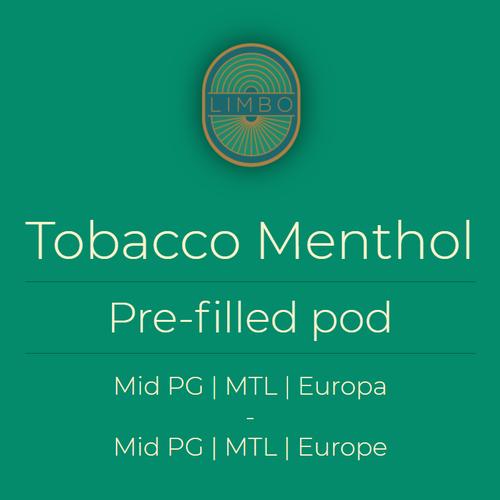 Hexa POD 2.0 Tobacco Menthol (2 st.)