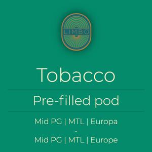 Hexa Hexa POD 2.0 Tobacco (2 pcs.)