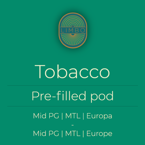 Hexa Hexa POD 2.0 Tobacco (2 st.)