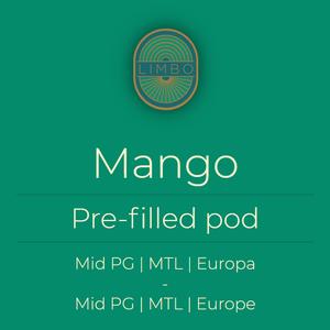 Hexa Hexa POD 2.0 Dewy's mango (2 st.)