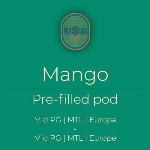 Hexa Hexa POD 2.0 Dewy's mango (2 pcs.)