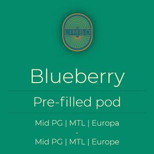 Hexa Hexa POD 2.0 Blueberry (2 pcs.)