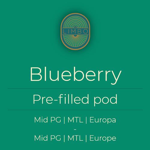 Hexa Hexa POD 2.0 Blueberry (2 st.)