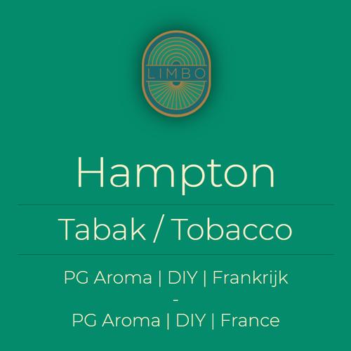 VDLV Hampton Tobacco aroma vdlv