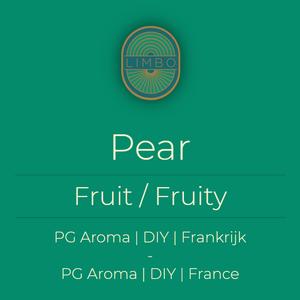 VDLV Pear aroma vdlv