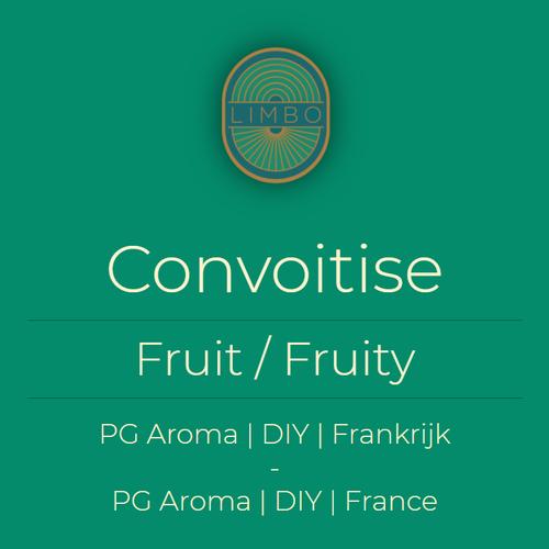 VDLV Convoitise aroma vdlv (red fruit/pomegranite)