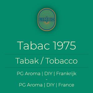 VDLV Tobacco 1975 aroma vdlv