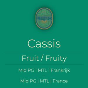 Liquideo Cassis