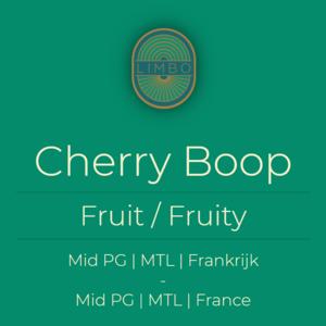 Liquideo Cherry Boop