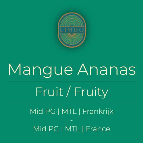 Liquideo Mangue Ananas