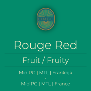 Liquideo Rouge Red