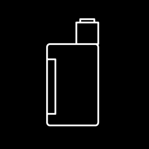 Onze vloeistoffen die geschikt zijn voor Sub-Ohm e-sigaretten