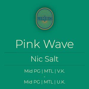 Dinner-Lady Pink Wave