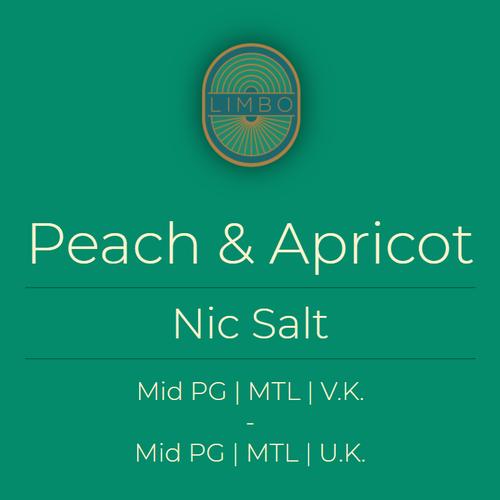 Aisu (Yoguruto) Peach & Apricot (Nic Salt)