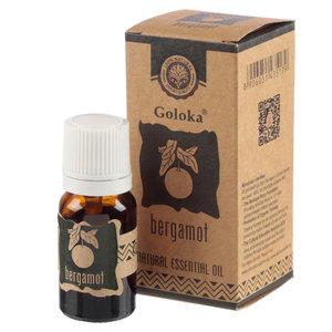 Goloka Natuurlijke Etherische Olie Bergamot (10 ml.)