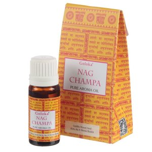 Goloka Geurolie Nag Champa (10 ml.)