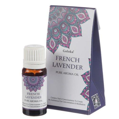 Goloka Geurolie Franse Lavendel (10 ml.)