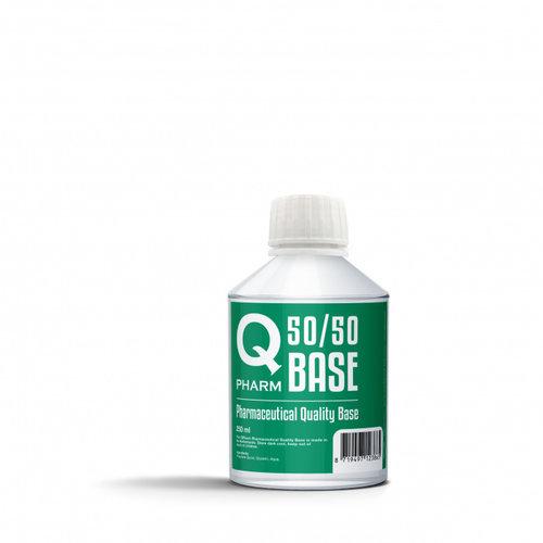 Q Pharm 50VG/50PG - Base (250 ml)