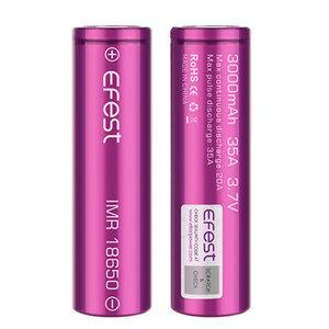Efest 18650 Batterij - 3000 mAh