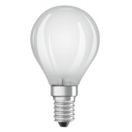 Led Bolvorm - kleine fitting - niet dimbaar - warm wit - 40 -> 4,5 watt