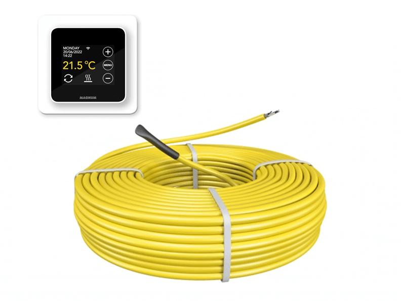 MAGNUM Kabel elektrische vloerverwarmingsset