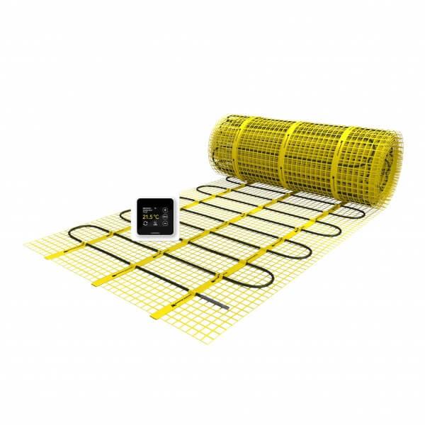 MAGNUM Mat elektrische vloerverwarmingsset