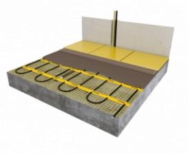magnum mat elektrische vloerverwarming