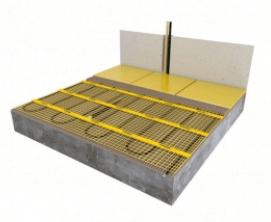magnum mat installatie