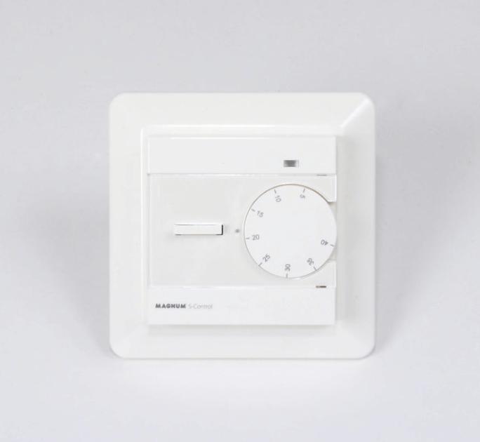magnum s control thermostaat