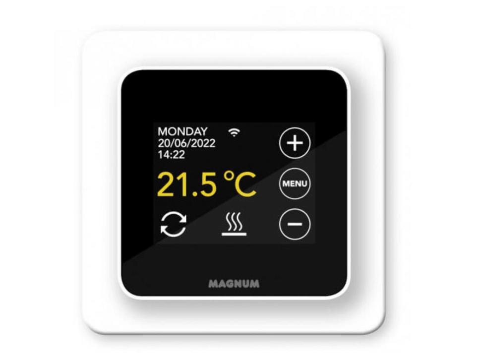 thermostaat elektrische vloerverwarming