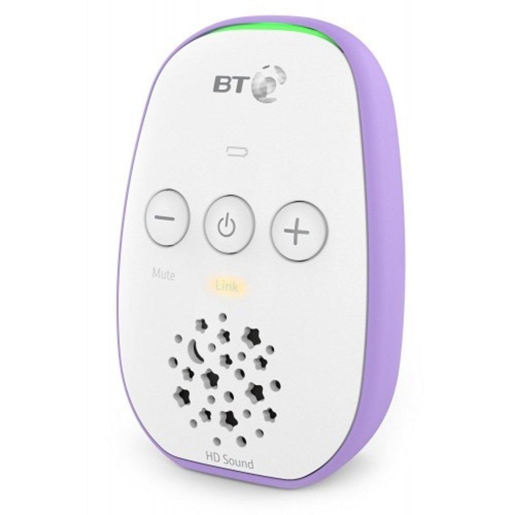 BT BT Audio Baby Monitor 450