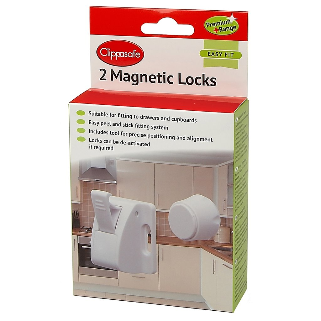 Clippasafe Clippasafe Magnetic Lock