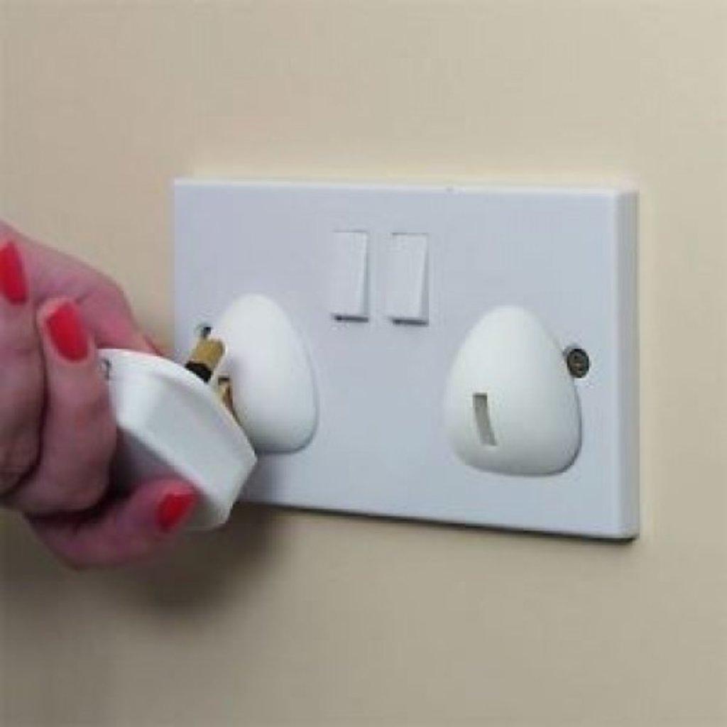 Clippasafe Clippasafe Plug Socket Covers 6 Pack
