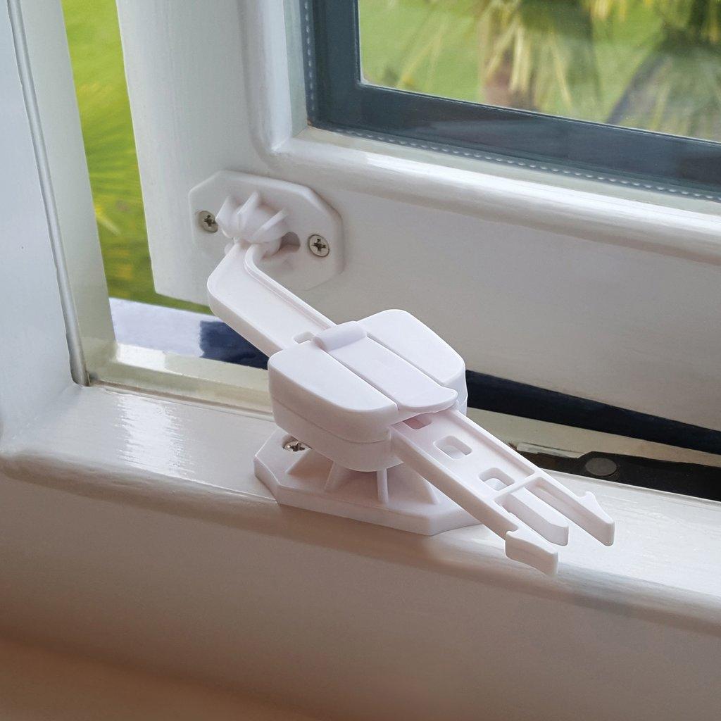 Clippasafe Window Lock