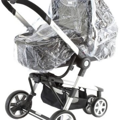 Baby Elegance Carry Cot Rain Cover