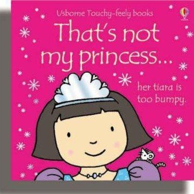 Usborne That's Not My Princess